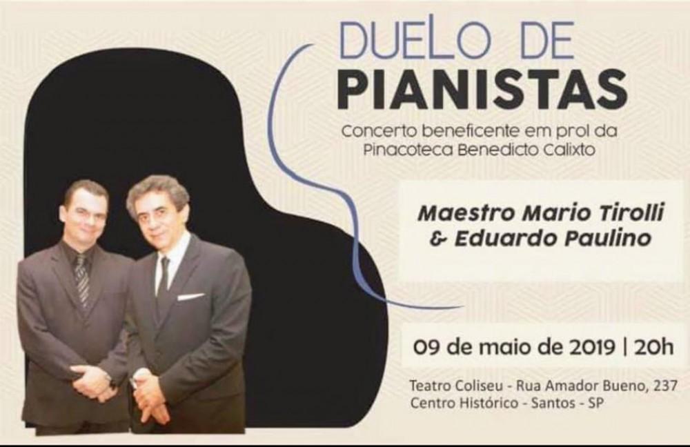 Duelo De Pianistas