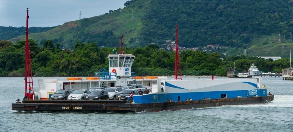 Governo confirma privatização da travessia de balsas no litoral de SP
