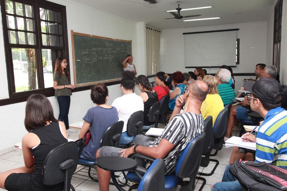 Oficina Cultural de Idiomas oferece curso gratuito de inglês em Santos, SP