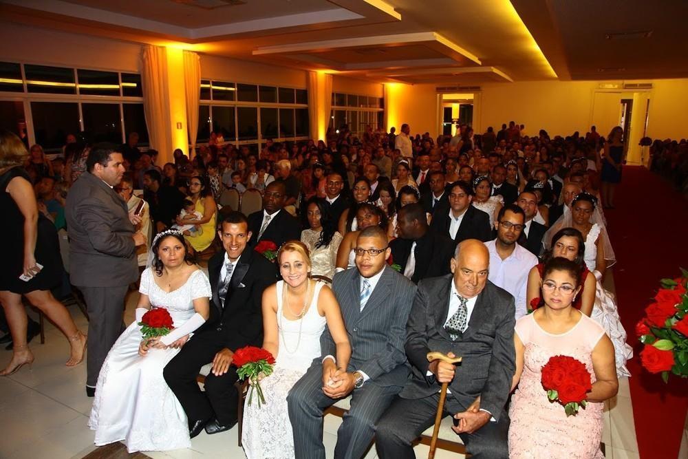 Santos abre inscrições para casamento comunitário; cerimônia acontece em setembro