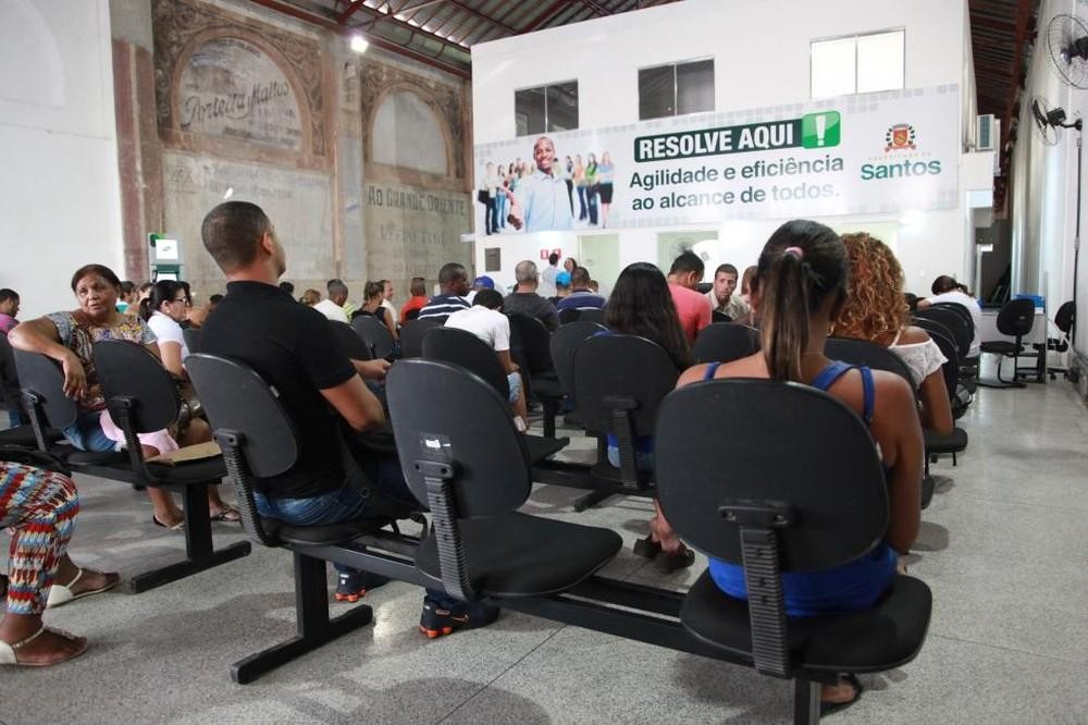 Centro Público de Santos oferece novas oportunidades de emprego