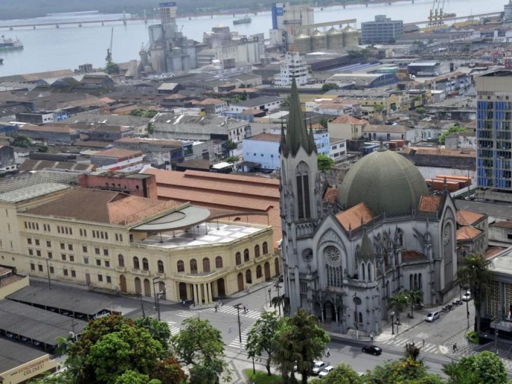 Região central de Santos pode ter investimento de R$ 6,6 milhões em revitalização