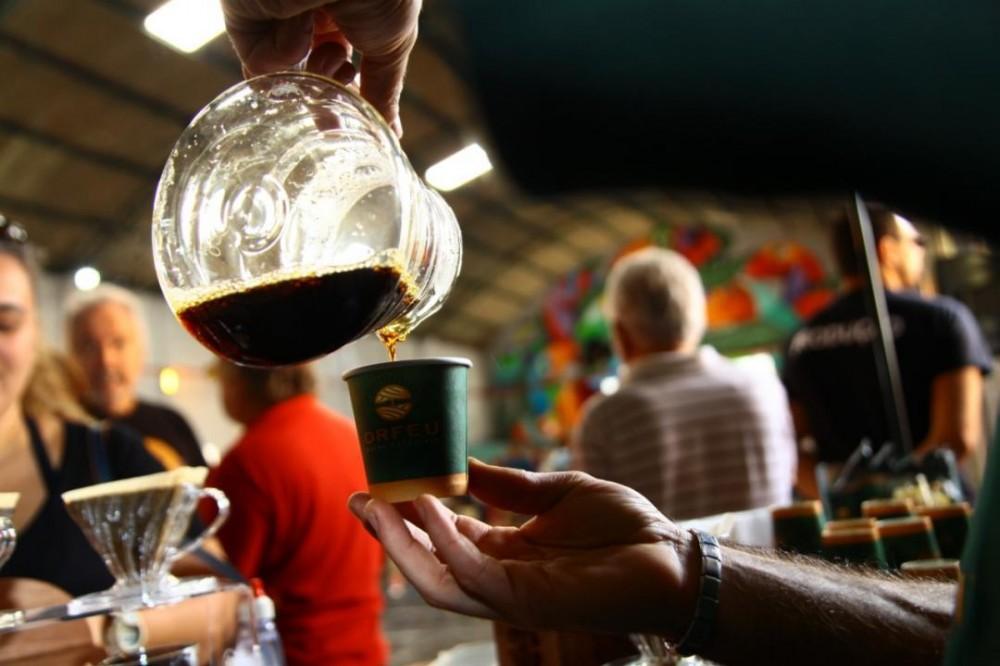 Festival em Santos terá degustação de 10 marcas de cafés especiais