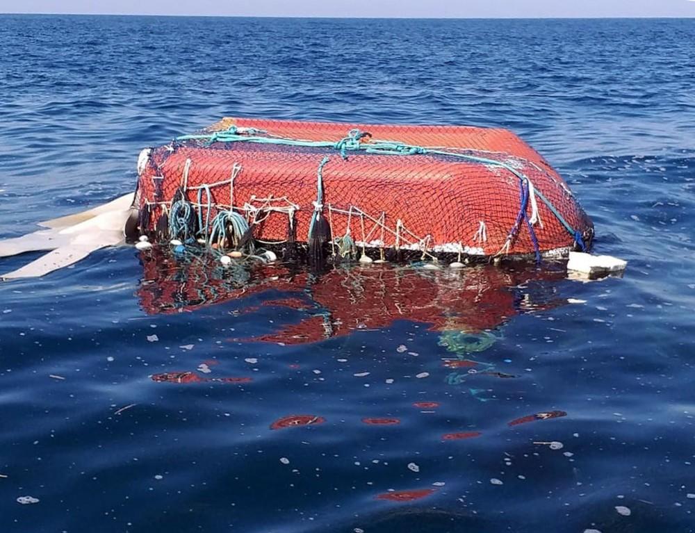 Marinha encontra dificuldades para localizar rede fantasma gigante em SP