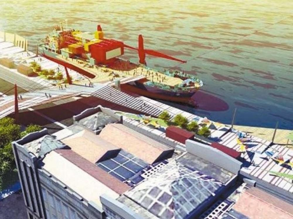 Projeto apresenta caminhos para mudar a região central de Santos