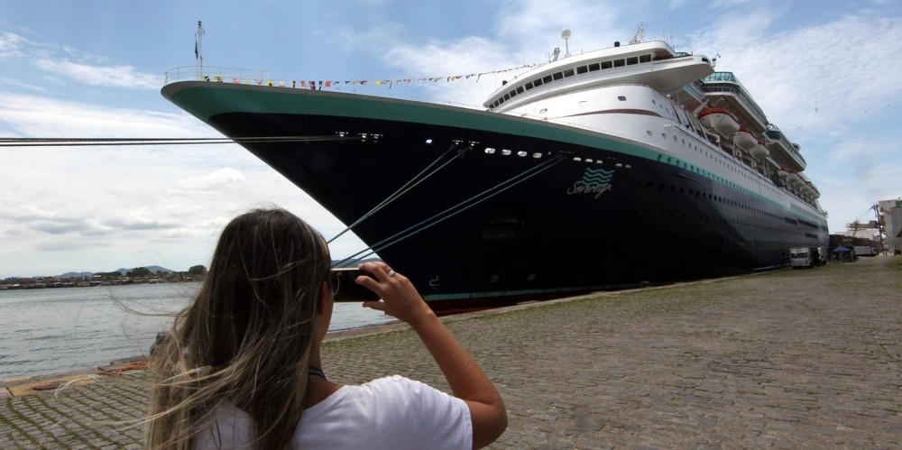 Cruzeiros marítimos vão trazer à região 627 mil pessoas em 83 dias de operação no Porto