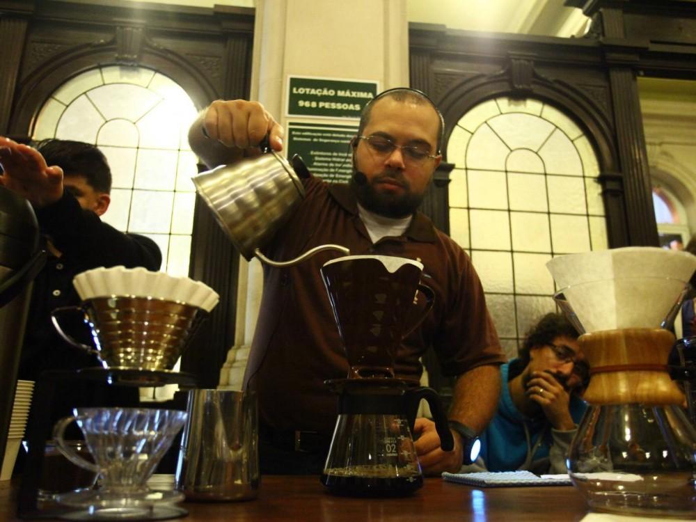 Festival Santos Café...