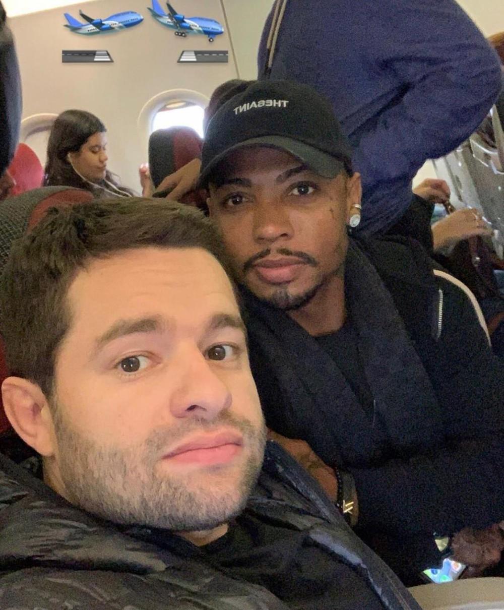 Acertado com o Santos, Marinho viaja a São Paulo para fazer exames e concluir transferência