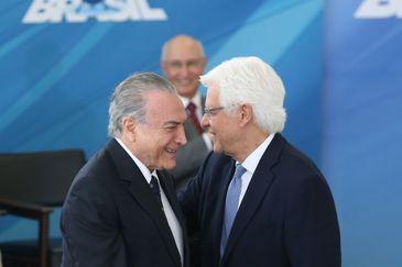 Justiça aceita denúncia contra Temer, Eliseu Padilha e Moreira Franco